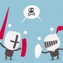 Duel : le lanceur de produit contre l'entrepreneur futé