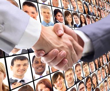 comment trouver client avec facebook